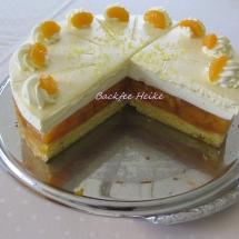 4 Schichten- Torte