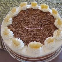 Ananas Sekt- Torte