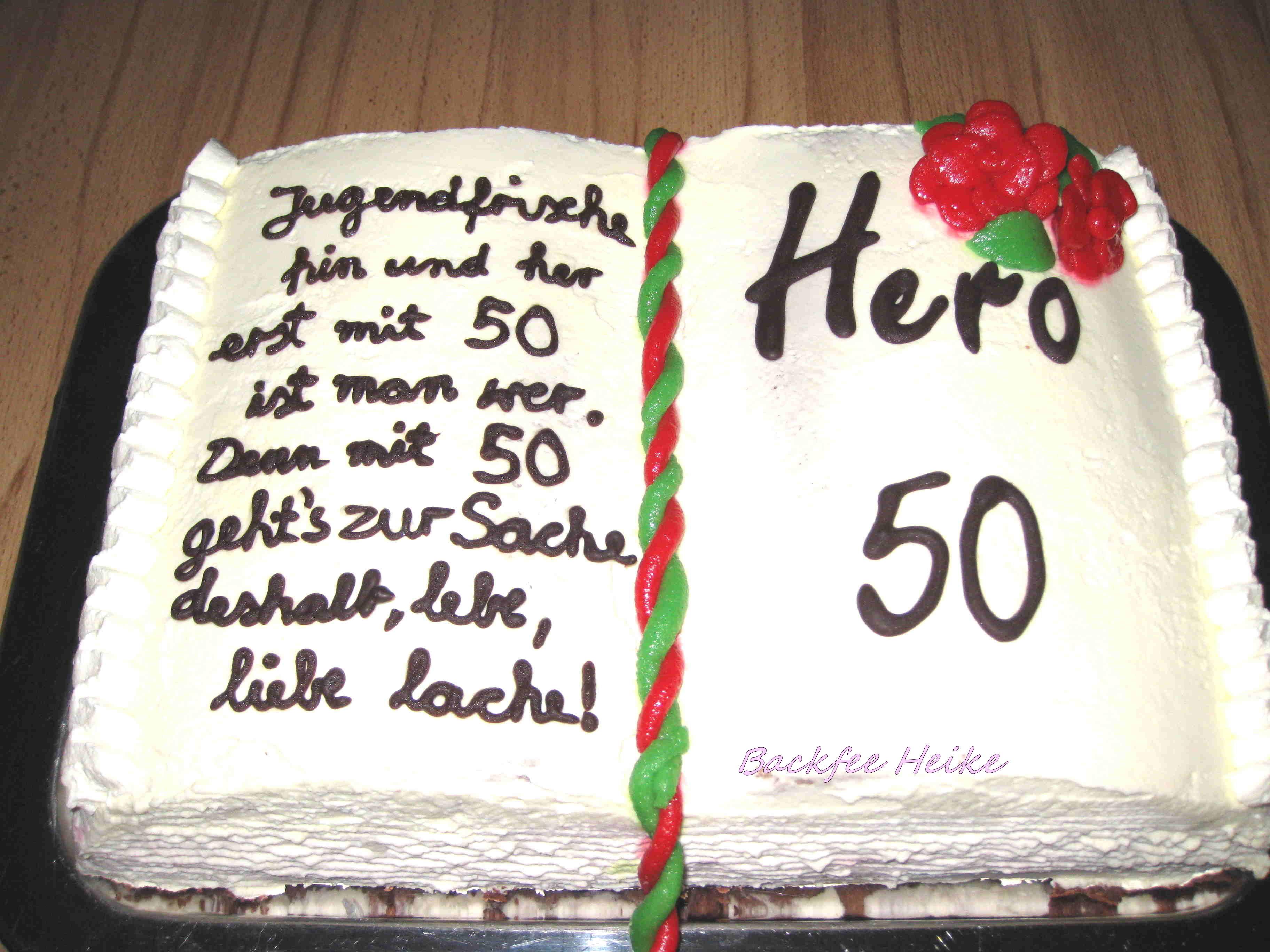 Kuchen Für 50 Geburtstag Hylenmaddawardscom