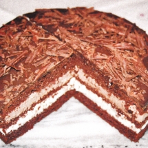 Latte Macchiato- Torte