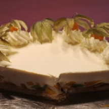 Mascarpone- Torte