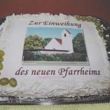 Weintrauben-Sekt- Torte