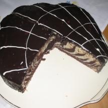 Zebrakuchen