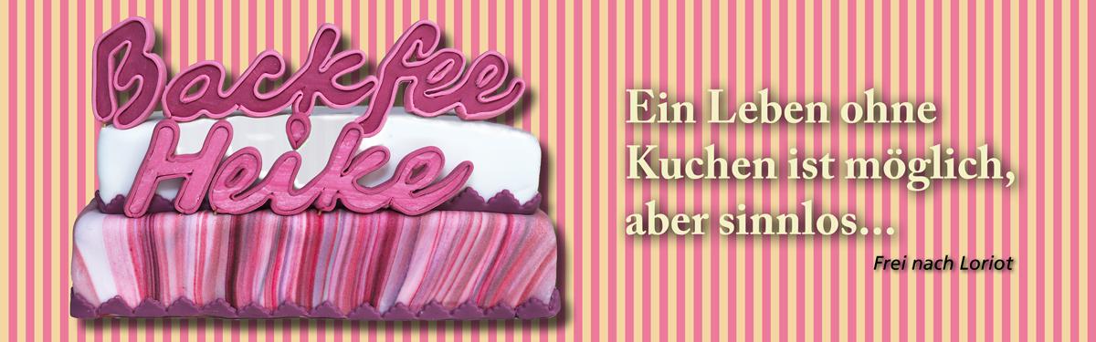 Backfee Heike Reichenbach-Best