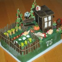 Garten Torte
