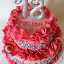 Geburtstagstorte 18
