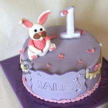 Häschen Torte 1