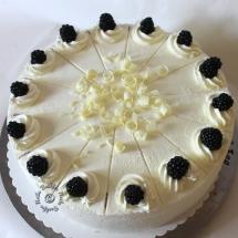 Brombeeren Joghurt Torte