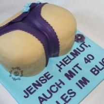 Po Torte neu