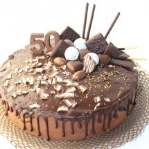 Dripping Cake2