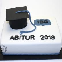 Abitur-Torte