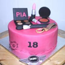 Kosmetik-Torte